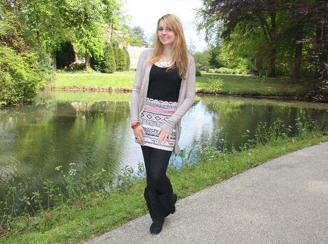 Aztec outfit