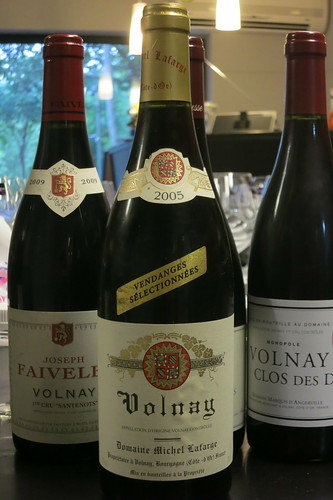 Michel Lafarge 2005 Volnay Vendanges Selectionnees