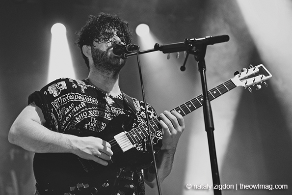 Foals @ Fox Theater, Oakland 5/20/14