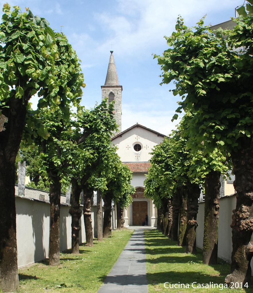 Ascona Kirche