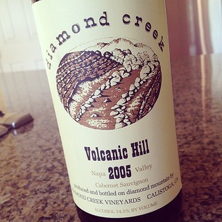 2005 Diamond Creek Volcanic Hill