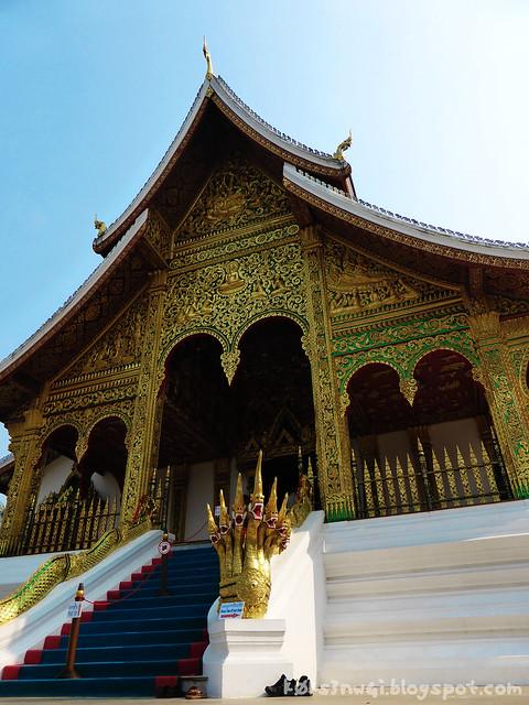 Luang Prabang 01 Haw Pha Bang