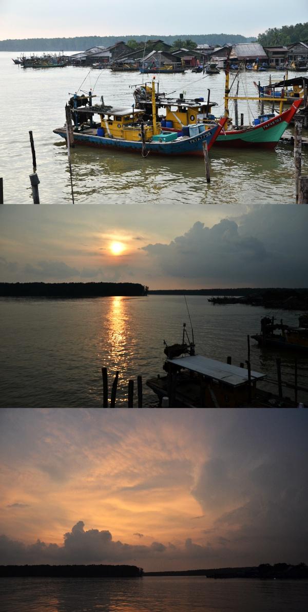 Sunset @ Kuala Sepetang 2