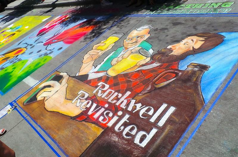 Chalk Art Festival - 21