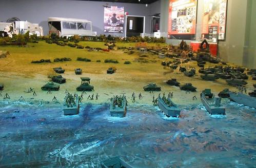 D-Day Scene