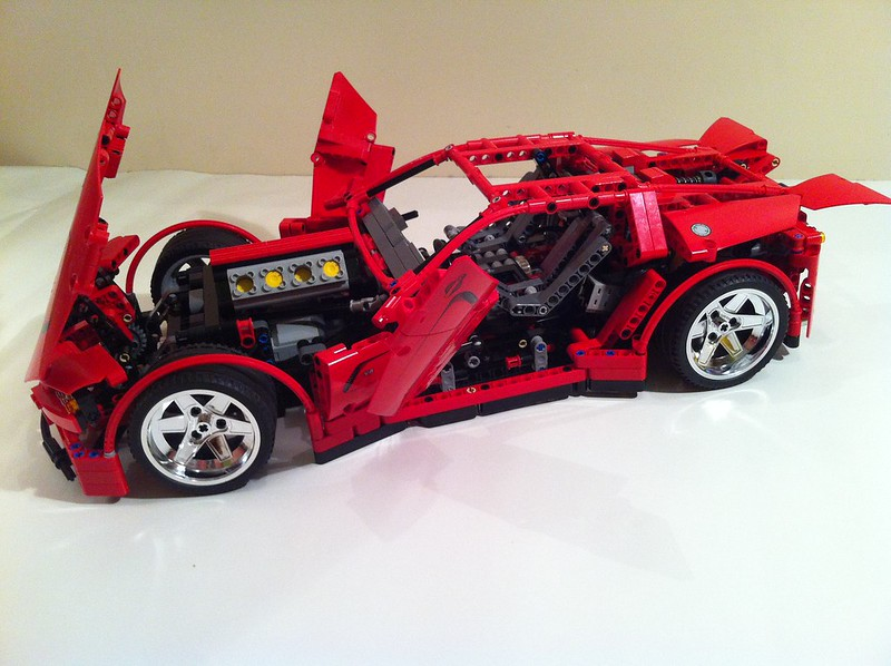 Mod 8070 With Adjustable Air Suspension And Rc Drivingsteering