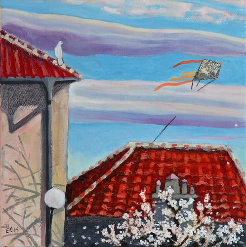 Lila's kite