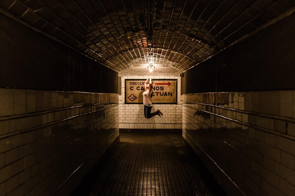 Underground Jump !!!
