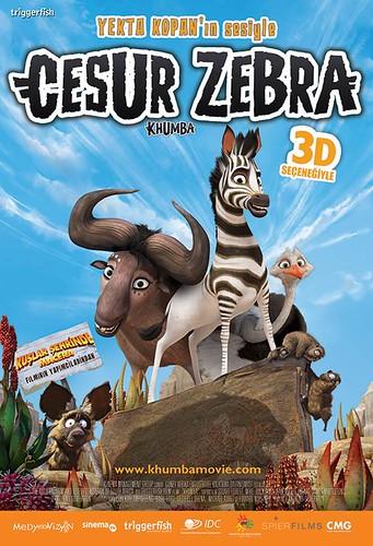 Cesur Zebra - Khumba (2014)