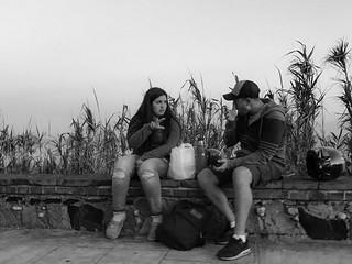 Image of Rambla de Montevideo. iphone iphone7plus jikatu montevideo puntagorda rambla uruguay