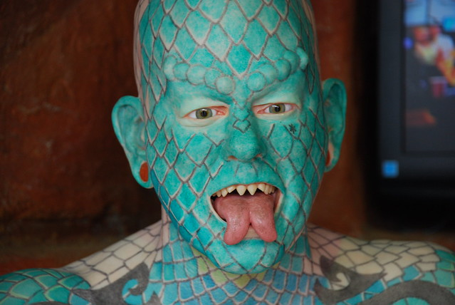 Reptile Man Flickr Photo Sharing