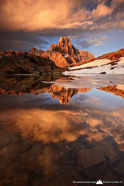 Sognando le Dolomiti, Pale di San Martino   Dreaming Dolomites, Italy