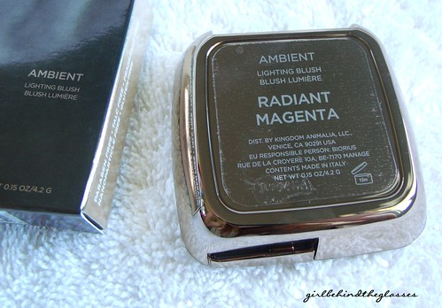 Hourglass Ambient Lighting Blush Radiant Magenta2
