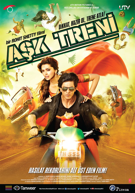 Aşk Treni - Chennai Express (2014)
