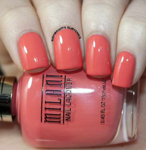 Milani Colorful Coral