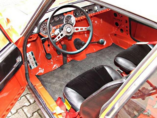 Lancia Fulvia Zagato Competizione