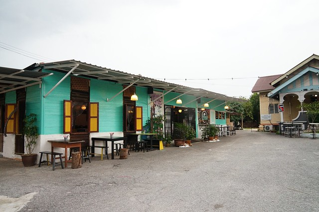 Halal food in Ipoh - Thumb's Cafe, Greentown, Ipoh-003
