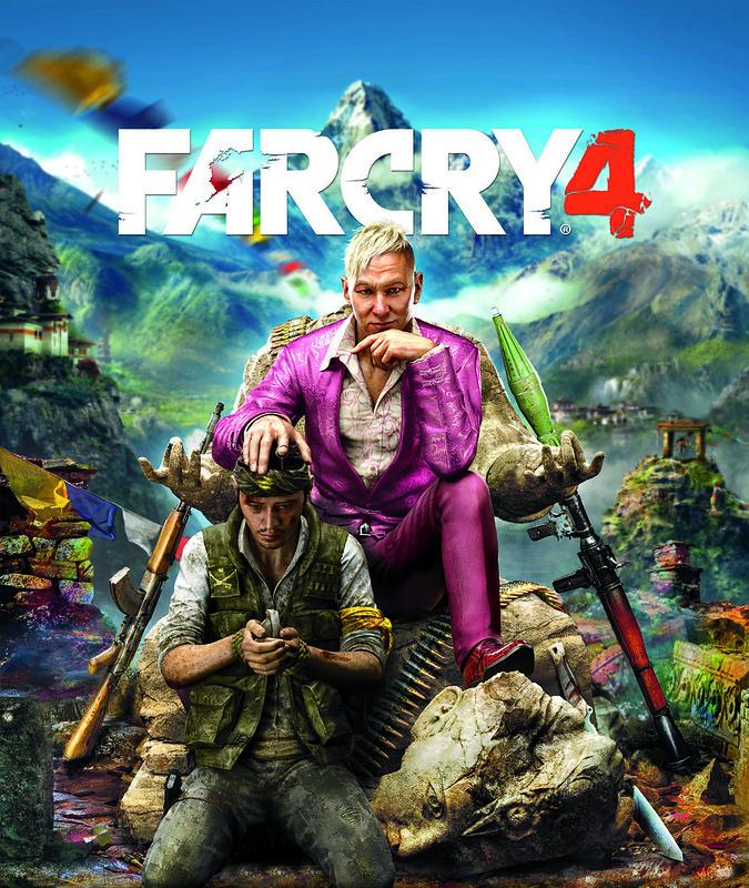 Far Cry 4 выйдет на PS4 и PS3 в ноябре