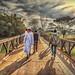 A Walk Towards The Light by Meer Sadi