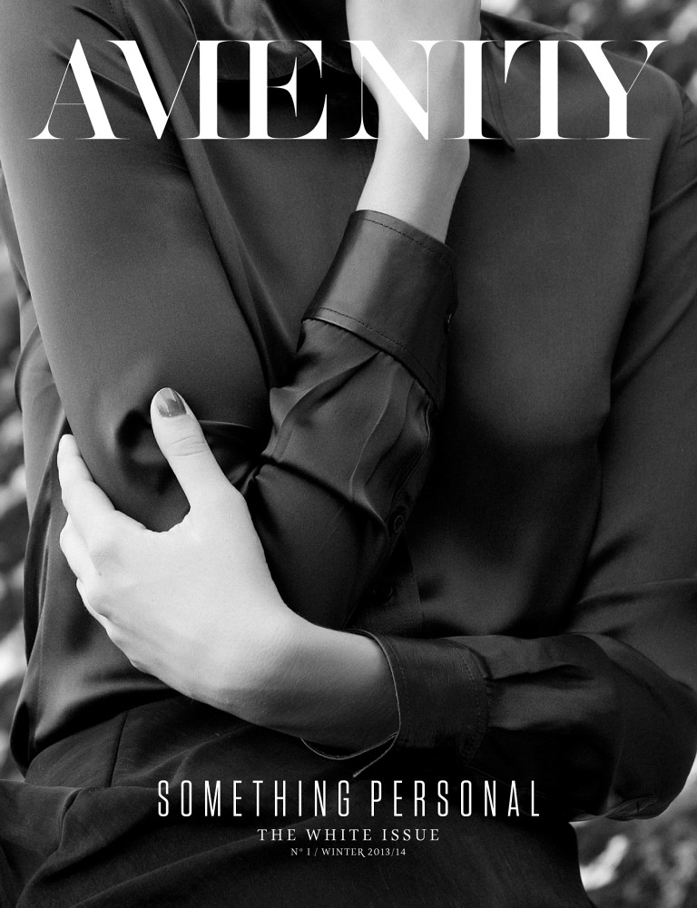 PORTADA AMENITY - N1-The white issue-