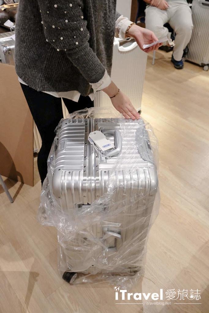 《好好买》德国百年工艺Rimowa旅行箱入手,开箱分享我的第一个Topas Sport@Gabler Frankfurt。