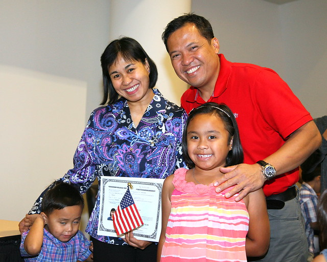 Proud New United States Citizen