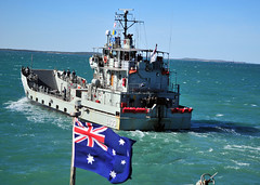 Royal Australian Navy Class Landing Craft Heavy (LCH) By By #PACOM / FlickR