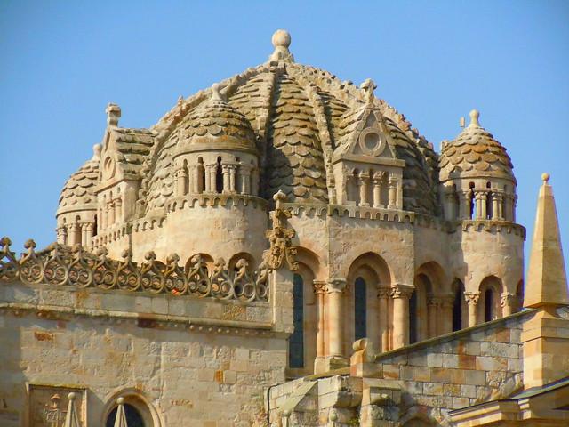 Se or del biombo la arquitectura rom nica en zamora for Arquitectura medieval