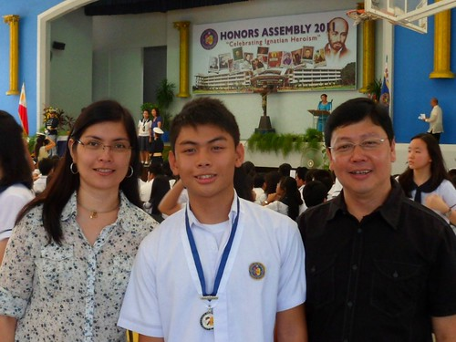 Honors' Assembly 2011