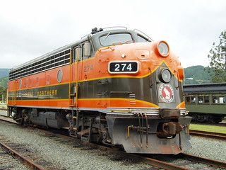 Great Northern EMD F7
