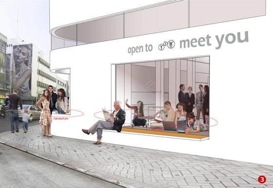 מודלים לפריסה מחודשת מערך מגורים בדרום תל אביב - טל גלעד בהנחיית אדר' אלי דרמן