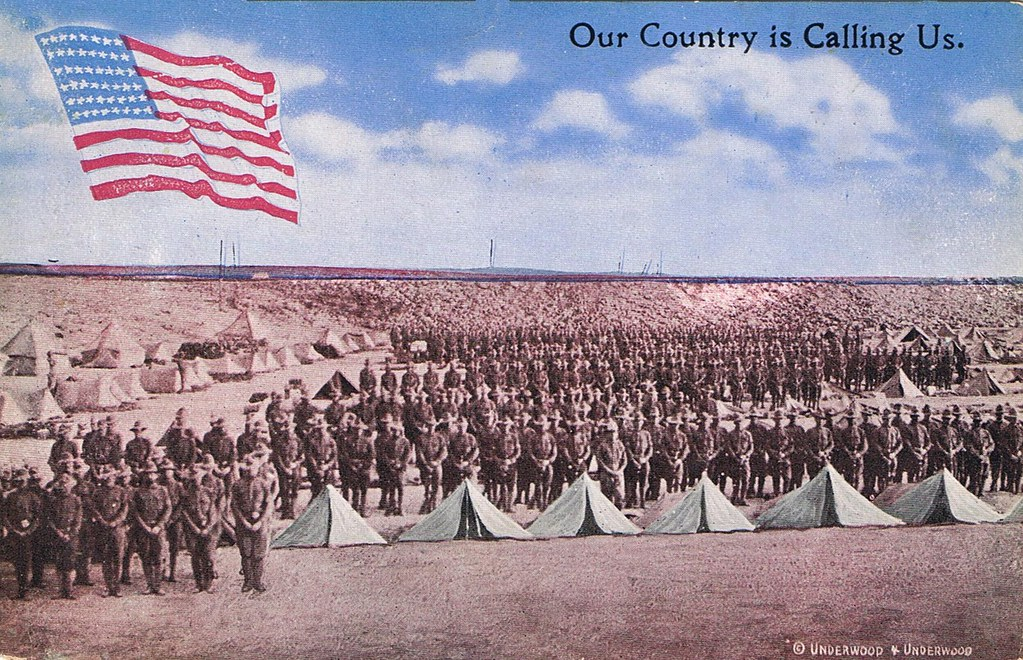 WWI - Our Country Is Calling Us
