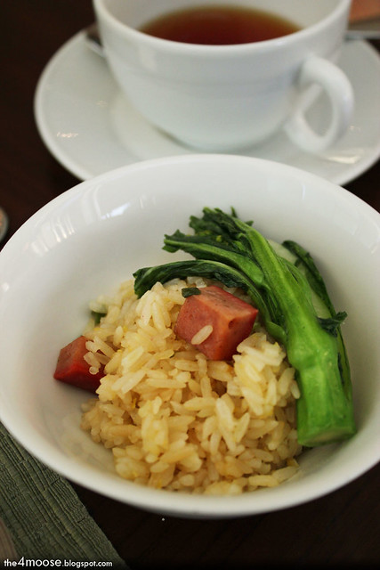 Hyatt Regency Shatin - Rice