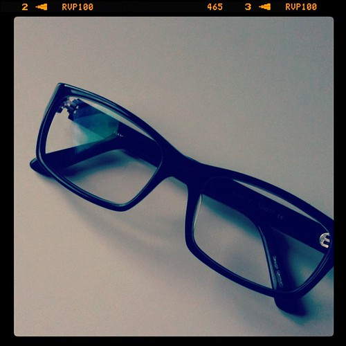 Meine Sonnenbrille...trage keine dafür ein Foto meiner normalen Brille #fragefotofreitag #fffreitag