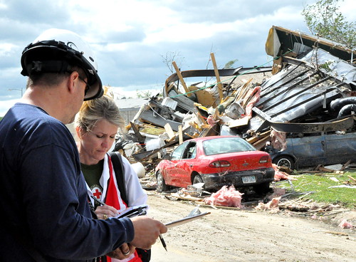 Pinaire Mobile Home Park, KS Tornado Relief