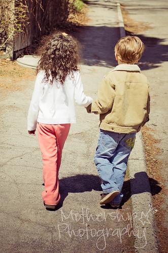 Lucas and Catalina