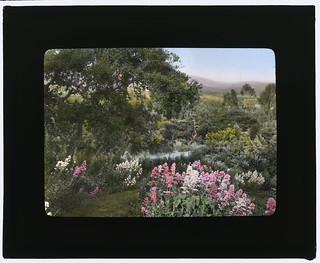 """El Cerritto,"" Edward Larned Ryerson Jr. house, Hot Springs Road, Santa Barbara, California. (LOC)"