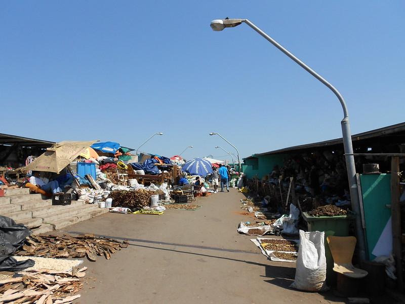 Muthi Market Durban