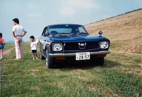 1972-1979 SUBARU LEONE RX