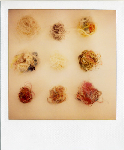 thread tails polaroid