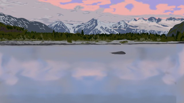 Digital Landscape Final, Alaska