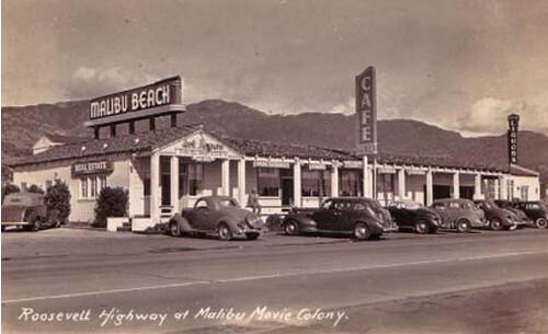 Malibu Inn 1940s PC