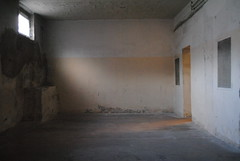 floor, hall, wall, room, property, house, plaster,