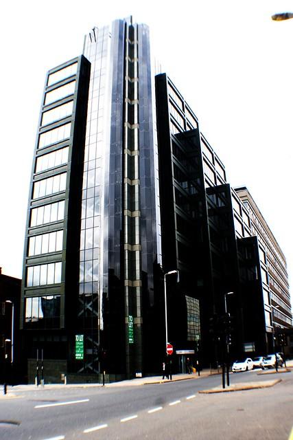 Eagle Building, Bothwell St