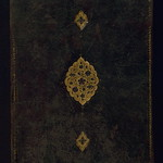 Album of Persian calligraphy, Binding, Walters Manuscript W.673, Upper board outside