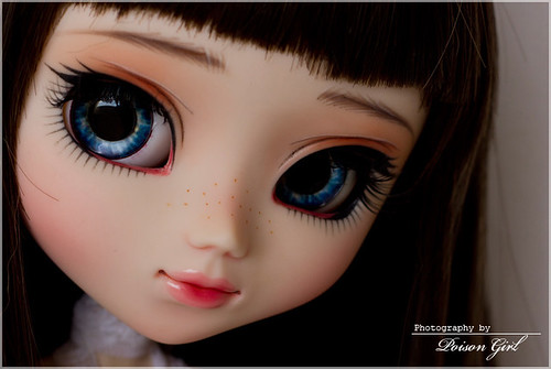 ~ Custom Pullip Suiseiseki for Luna de Queso ~