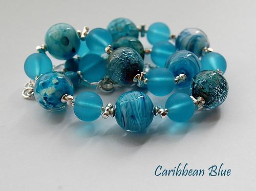 Caribbean Blue by gemwaithnia