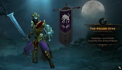 Diablo 3 - ShaolinTiger
