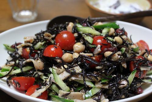 ひじき豆サラダ-1