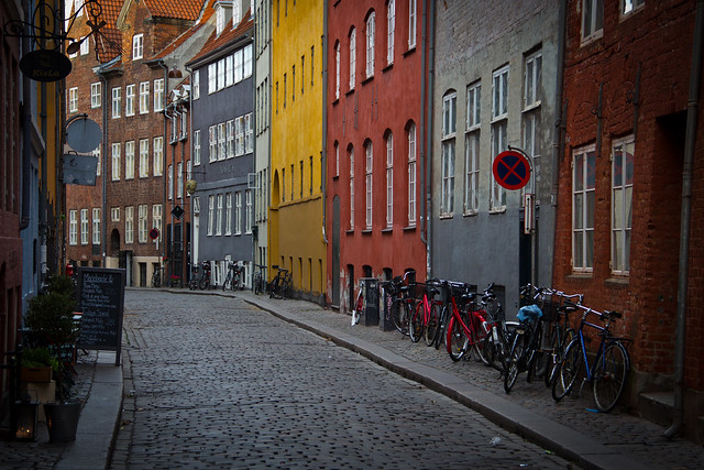 The Streets of Copenhagen